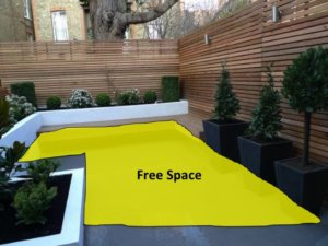 terrace garden ideas with a lot of free space 2
